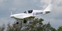 Stoddard Hamilton Glasair II-RG G-BKHW