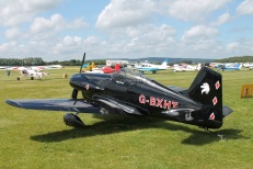 G-BXHT Miget Mustang