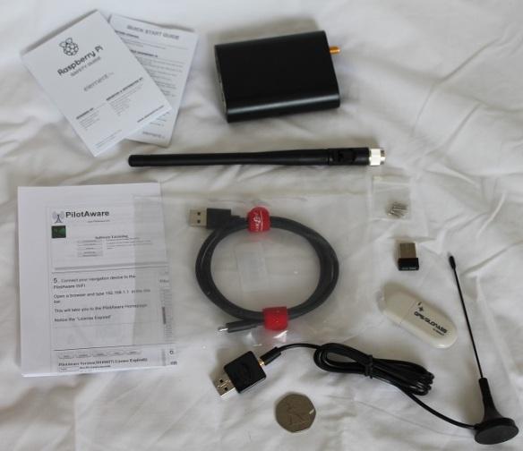 PilotAware components