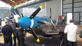 Carbon scale Mustang P51
