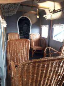 Dornier Hansa Interior