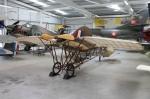 Demoiselle aircraft.
